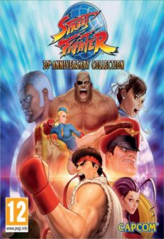 Get Free Street Fighter 30th Anniversary Collection