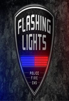Get Free Flashing Lights - Police Fire EMS