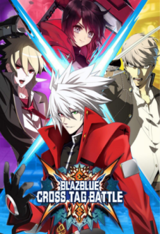 Get Free BLAZBLUE CROSS TAG BATTLE Deluxe Edition