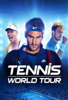 Get Free Tennis World Tour Legend Edition