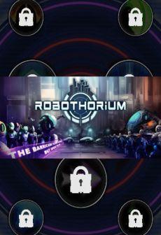 Get Free Robothorium: Sci-fi Dungeon Crawler