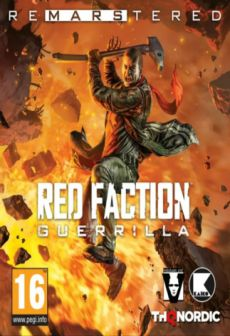 Get Free Red Faction Guerrilla Re-Mars-tered