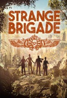 Get Free Strange Brigade Deluxe