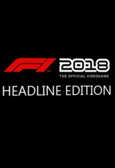 Get Free F1 2018 Headline Edition