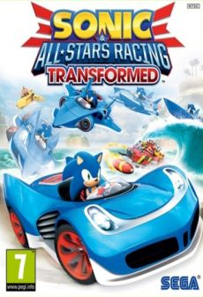 Get Free Sonic and All-Stars Racing Transformed Collection