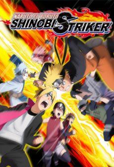Get Free NARUTO TO BORUTO: SHINOBI STRIKER Deluxe Edition