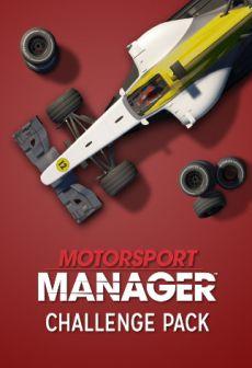 Get Free Motorsport Manager - Challenge Pack