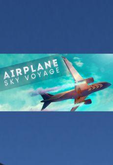 Get Free Airplane Sky Voyage