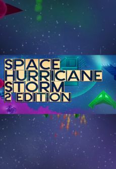 Get Free Space Hurricane Storm: 2 Edition