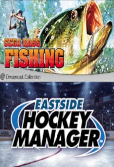 Get Free SEGA Bass Fishing + Eastside Hockey Manager