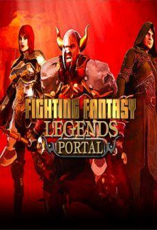 Get Free Fighting Fantasy Legends Portal
