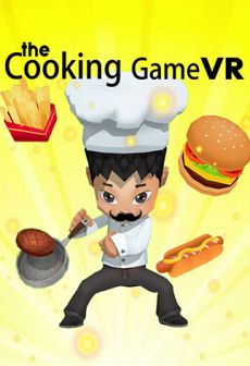 Get Free The Cooking Game VR