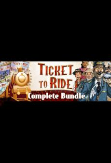 Get Free Ticket to Ride - Complete Bundle
