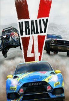 Get Free V-Rally 4
