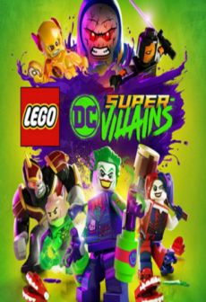 Get Free LEGO DC Super-Villains Deluxe Edition