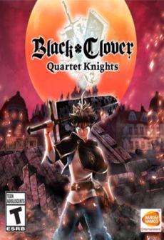 Get Free BLACK CLOVER: QUARTET KNIGHTS