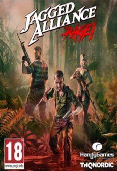 Get Free Jagged Alliance: Rage!