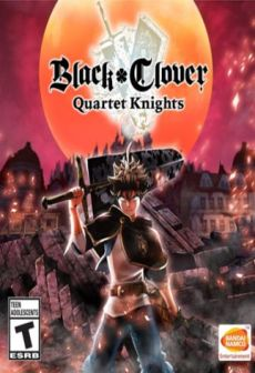 Get Free BLACK CLOVER: QUARTET KNIGHTS Deluxe Edition