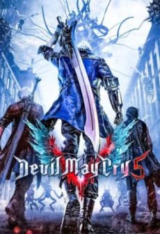 Get Free Devil May Cry 5 Deluxe Edition
