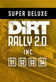 Get Free DiRT Rally 2.0 | Super Deluxe Edition