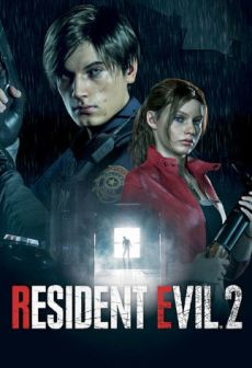 Get Free RESIDENT EVIL 2 / BIOHAZARD RE:2 Deluxe Edition
