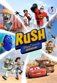 Get Free RUSH: A Disney • PIXAR Adventure