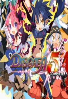 Get Free Disgaea 5 Complete