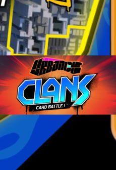 Get Free Urbance Clans Card Battle!