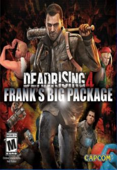 Get Free Dead Rising 4: Frank's Big Package