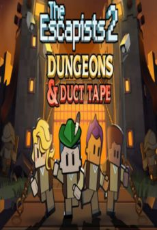 Get Free The Escapists 2 - Dungeons and Duct Tape