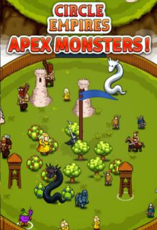 Get Free Circle Empires: Apex Monsters!