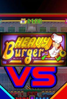 Get Free Heavy Burger