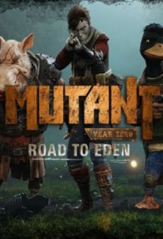 Get Free Mutant Year Zero: Road to Eden Fan Edition