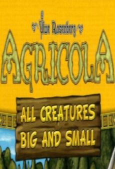 Get Free Agricola: All Creatures Big and Small