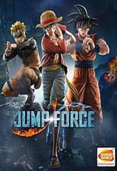 Get Free JUMP FORCE Deluxe Edition