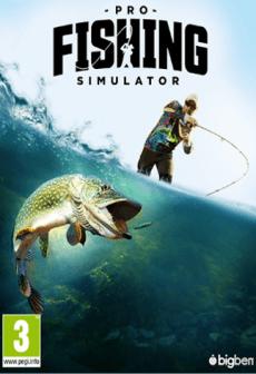 Get Free PRO FISHING SIMULATOR