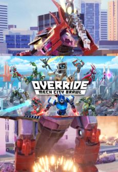 Get Free Override: Mech City Brawl