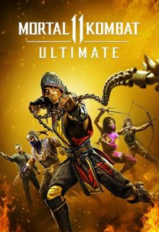 Get Free Mortal Kombat 11 | Ultimate Edition