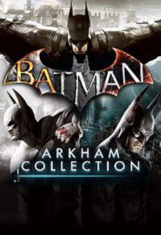Get Free Batman: Arkham Collection