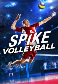 Get Free SPIKE VOLLEYBALL