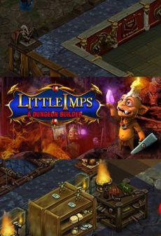 Get Free Little Imps: A Dungeon Builder