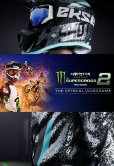 Get Free Monster Energy Supercross - The Official Videogame 2