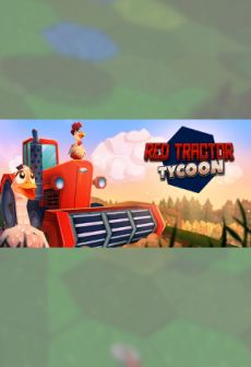 Get Free Red Tractor Tycoon