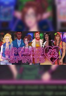 Get Free Arcade Spirits