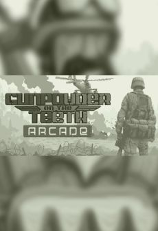Get Free Gunpowder on The Teeth: Arcade