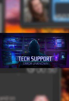 Get Free Tech Support: Error Unknown