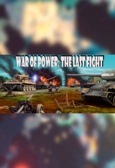 Get Free War of Power: The Last Fight
