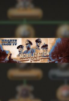 Get Free HEARTS OF IRON IV: MOBILIZATION PACK