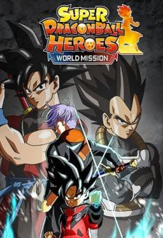 Get Free SUPER DRAGON BALL HEROES WORLD MISSION