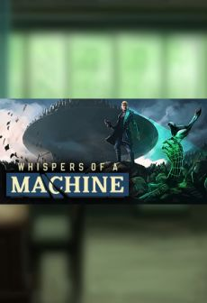 Get Free Whispers of a Machine BLUE EDITION